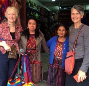 Dianne Henke in Guatemala